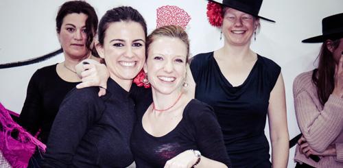 clases de flamenco en Valencia