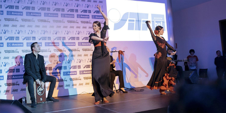 eventos flamencos en Valencia